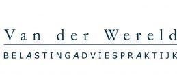 Van der Wereld Belastingadviespraktijk logo